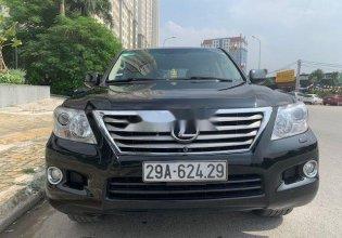 Bán xe Lexus LX 570 năm sản xuất 2010, màu đen, nhập khẩu nguyên chiếc chính chủ giá 3 tỷ 700 tr tại Hà Nội