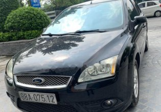 Bán Ford Focus 1.8 MT năm sản xuất 2008, màu đen còn mới, 205tr giá 205 triệu tại Hà Nội
