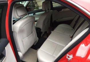 Cần bán xe Mercedes C200 sản xuất 2012, màu đỏ chính chủ, giá tốt giá 705 triệu tại Hà Nội