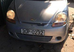 Bán Chevrolet Spark Gia đình cần bán ô tô 2009, màu bạc, 90tr giá 90 triệu tại Hà Nội