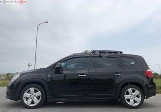 Bán ô tô Chevrolet Orlando đời 2011, màu đen, nhập khẩu nguyên chiếc, giá tốt giá 305 triệu tại Hà Nội