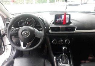 Bán Mazda 3 2.0 năm 2017, màu trắng, xe gia đình giá 575 triệu tại Hà Nội