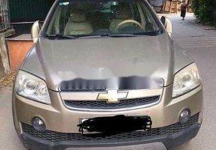 Bán xe Chevrolet Captiva năm sản xuất 2009, màu kem (be), giá 330tr giá 330 triệu tại Hà Nội
