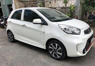 Bán xe Kia Morning 1.25 AT đời 2016, màu trắng còn mới, giá tốt giá 350 triệu tại Tp.HCM
