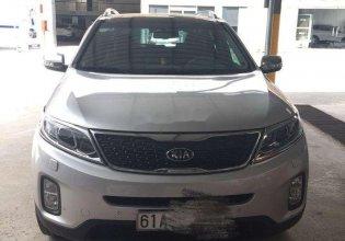 Bán xe Kia Sorento 2.4AT Gath 2016, màu bạc số tự động, giá tốt giá 728 triệu tại Tp.HCM