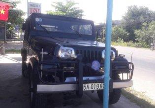 Bán xe Jeep Wrangler Vinaya3 đời 2003, chính chủ, giá tốt giá 129 triệu tại Ninh Thuận