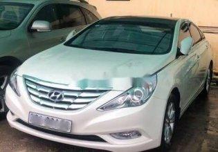 Bán xe Hyundai Sonata năm 2010, màu bạc, mọi thứ nguyên bản giá 450 triệu tại Hà Nội