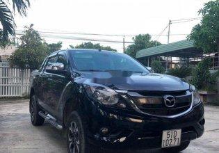 Cần bán Mazda BT 50 đời 2017, màu đen, nhập khẩu còn mới giá 510 triệu tại Tp.HCM