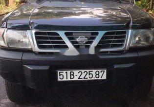 Bán Nissan Patrol sản xuất 2002, màu đen giá 120 triệu tại Tp.HCM