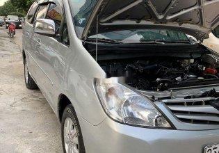 Bán Toyota Innova G 2010, màu bạc số sàn giá 360 triệu tại Hà Nội