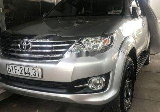 Chính chủ cần bán xe Toyota Fortuner đời 2015, giá cạnh tranh giá 720 triệu tại Tp.HCM