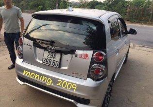 Xe Kia Morning AT đời 2009, màu bạc, nhập khẩu, giá chỉ 238 triệu giá 238 triệu tại Hà Nội