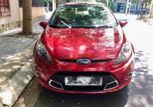 Cần bán xe Ford Fiesta S 1.6 AT sản xuất 2012, màu đỏ còn mới giá 320 triệu tại BR-Vũng Tàu