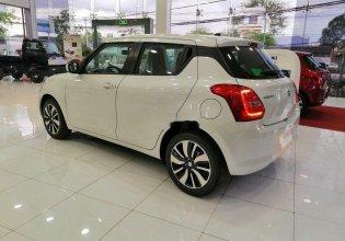 Bán xe Suzuki Swift năm sản xuất 2019, màu trắng, nhập khẩu nguyên chiếc giá 549 triệu tại Tp.HCM