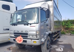 Cần bán xe tải Fuso thùng kín 8 tấn thùng dài 7,66m chạy rất ít, rẻ hơn xe mới 500tr giá 735 triệu tại Hải Dương