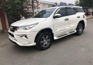 Cần bán xe Toyota Fortuner sản xuất năm 2018, màu trắng, xe nhập khẩu chính hãng giá 987 triệu tại Tp.HCM