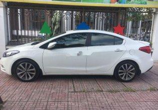 Bán Kia K3 1.6AT 2015 màu trắng, số tự động, giá tốt giá 500 triệu tại Hà Nội