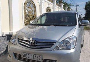Bán xe Toyota Innova đời 2011, màu bạc, nhập khẩu nguyên chiếc giá 420 triệu tại Tp.HCM