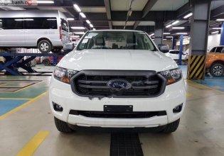 Bán xe Ford Ranger đời 2019, màu trắng, nhập khẩu nguyên chiếc giá cạnh tranh giá 600 triệu tại Hà Nội