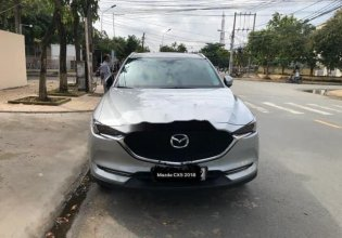 Bán Mazda CX 5 2018, màu xám, còn nguyên bản giá 790 triệu tại Hà Nội