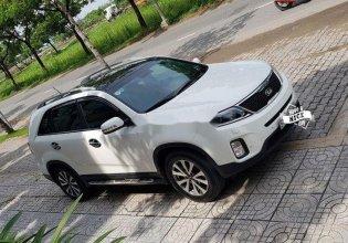 Bán xe Kia Sorento đời 2015, màu trắng chính chủ giá 698 triệu tại Tp.HCM