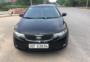 Bán Kia Cerato đời 2010, màu đen, nhập khẩu nguyên chiếc, giá cạnh tranh giá 370 triệu tại Hà Nội