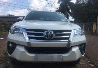 Cần bán lại xe Toyota Fortuner đời 2017 nhập khẩu nguyên chiếc chính hãng giá 955 triệu tại Đồng Nai