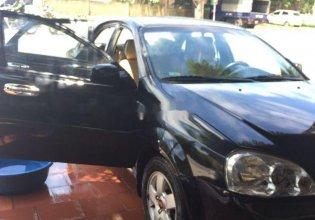 Bán Chevrolet Lacetti sản xuất 2013, màu đen, nhập khẩu nguyên chiếc, chính chủ giá 260 triệu tại Hà Nội