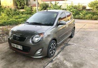 Cần bán lại xe Kia Morning đời 2009, màu xám, xe nhập giá 235 triệu tại Bắc Giang