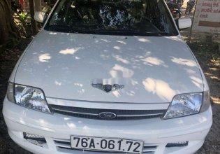 Bán Ford Laser năm 2001, màu trắng, xe nhập khẩu chính hãng giá 115 triệu tại Quảng Ngãi