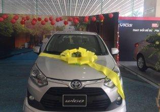 Bán ô tô Toyota Wigo sản xuất 2019, xe nhập khẩu chính hãng giá 380 triệu tại Hà Nội