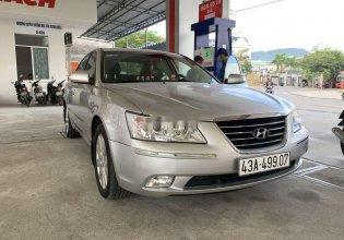 Bán xe Hyundai Sonata đời 2009, màu bạc, nhập khẩu nguyên chiếc giá 365 triệu tại TT - Huế