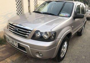 Cần bán gấp Ford Escape sản xuất năm 2008, màu bạc số tự động giá 305 triệu tại Đồng Nai