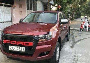 Bán xe Ford Ranger XLS 2.2 AT năm sản xuất 2017, màu đỏ, xe nhập giá 585 triệu tại Đà Nẵng