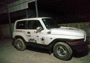 Bán Ssangyong Korando năm sản xuất 2002, màu trắng, nhập khẩu giá 115 triệu tại Nghệ An