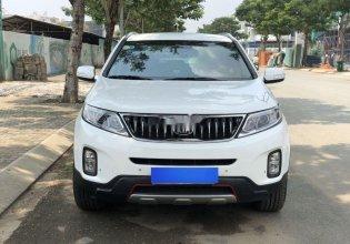 Bán xe Kia Sorento 2.4AT sản xuất 2017, màu trắng, giá tốt giá 725 triệu tại Tp.HCM