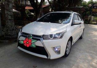 Bán Toyota Yaris năm 2014, màu trắng, nhập khẩu nguyên chiếc chính hãng, còn nguyên bản giá 478 triệu tại Phú Yên