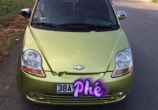 Cần bán Chevrolet Spark đời 2009 còn mới giá 115 triệu tại Hà Tĩnh