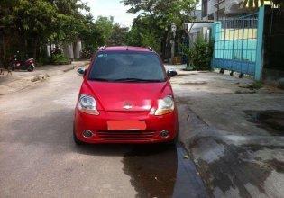Bán xe Chevrolet Spark đời 2009, màu đỏ như mới, giá tốt giá 135 triệu tại Đà Nẵng