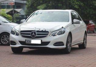 Cần bán lại xe Mercedes E250 AMG 2014, màu trắng giá 1 tỷ 250 tr tại Hà Nội