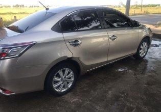 Cần bán lại xe Toyota Vios sản xuất 2017, xe gia đình giá 480 triệu tại Hà Nội