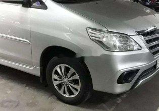 Cần bán xe Toyota Innova đời 2016, màu bạc, nhập khẩu giá 600 triệu tại Tp.HCM