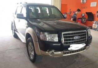 Bán Ford Everest sản xuất năm 2008, màu đen, xe nhập, giá chỉ 319 triệu giá 319 triệu tại BR-Vũng Tàu