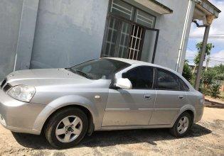 Bán xe Daewoo Lacetti sản xuất năm 2004, màu bạc xe gia đình, giá tốt giá 118 triệu tại Đắk Lắk