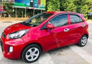 Bán Kia Morning 2018, màu đỏ số sàn giá 285 triệu tại Lai Châu