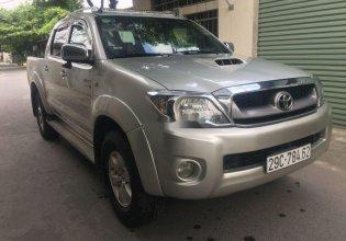 Bán xe Toyota Hilux đời 2011, nhập khẩu Thái số sàn giá 385 triệu tại Hải Phòng