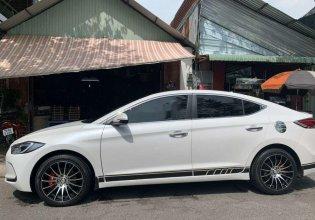 Bán Hyundai Elantra 2.0AT đời 2018, màu trắng giá 580 triệu tại BR-Vũng Tàu