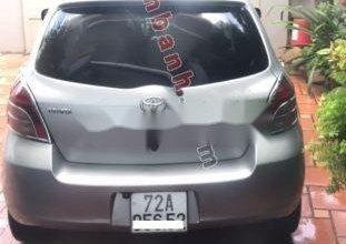 Cần bán Toyota Yaris sản xuất 2007, màu bạc, nhập khẩu Nhật Bản còn mới giá 295 triệu tại BR-Vũng Tàu