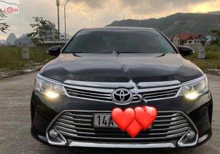 Cần bán gấp Toyota Camry sản xuất năm 2016, màu đen chính chủ, giá 970tr giá 970 triệu tại Quảng Ninh