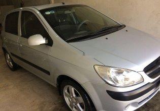 Cần bán Hyundai Getz đời 2010, màu bạc, xe nhập số tự động, giá tốt giá 265 triệu tại Khánh Hòa